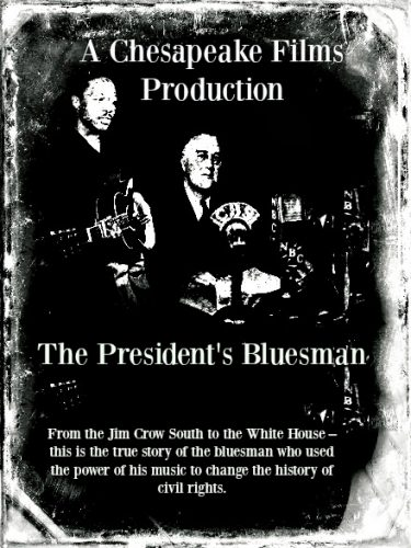 the presidents bluesman - front 4